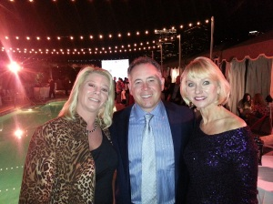 Kayci Holland, Tate Holland CEO, Make-up Designory, Lynelle Lynch President Beauty Changes Lives